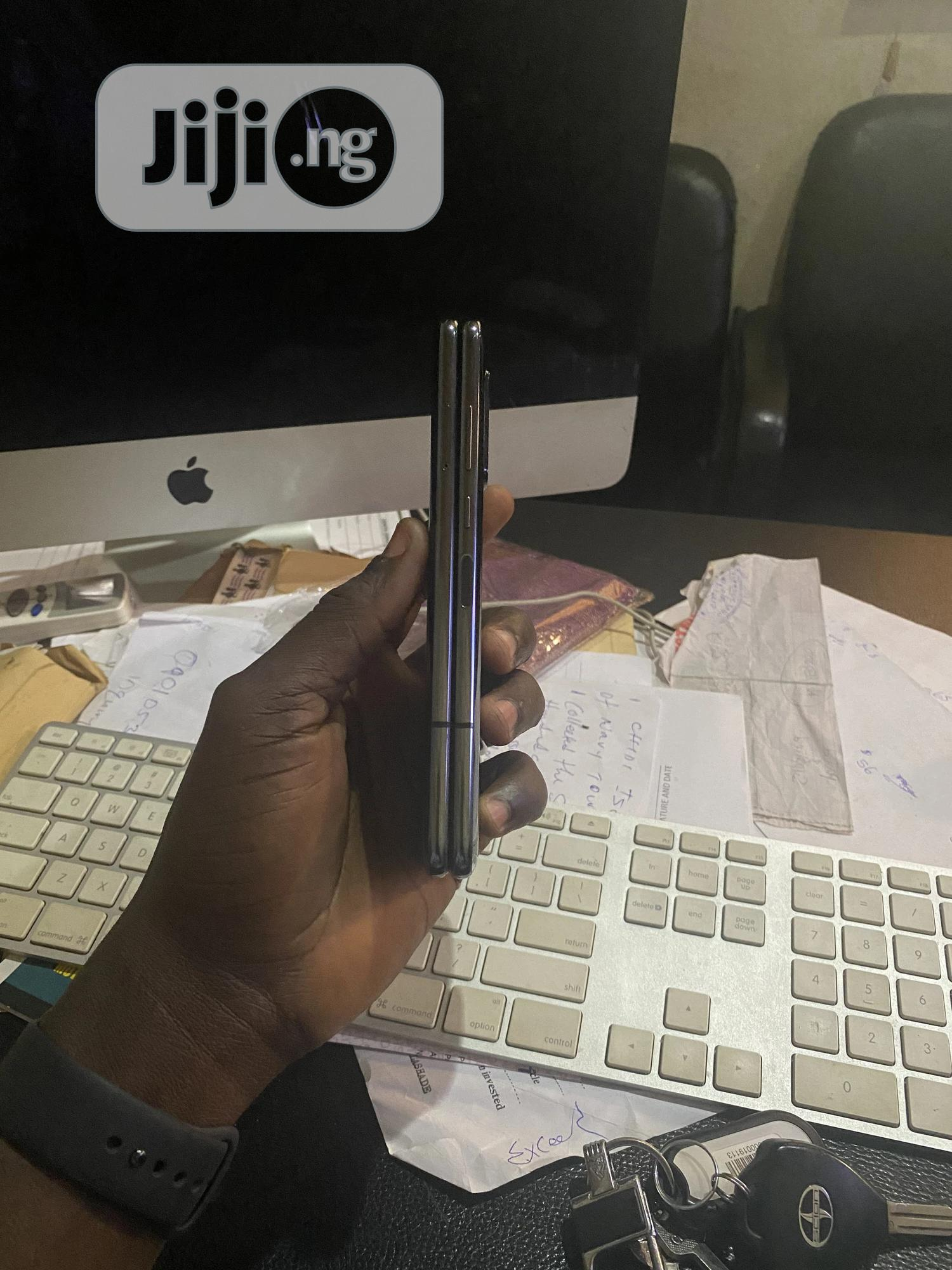 Samsung Galaxy Fold 5G 512GB Gray | Mobile Phones for sale in Surulere, Lagos State, Nigeria