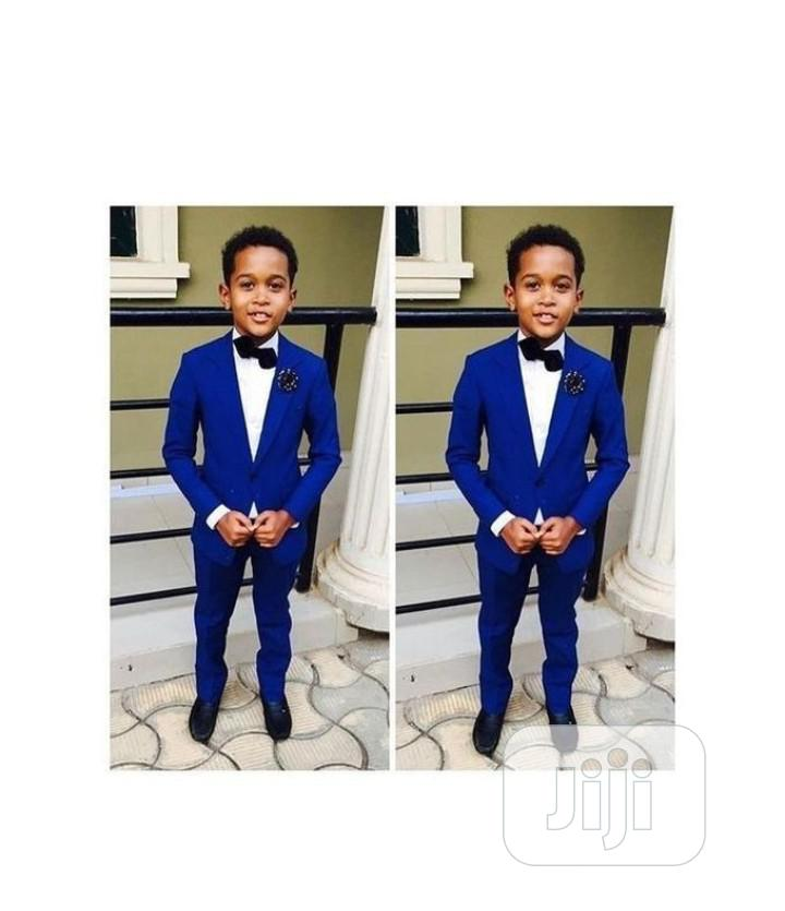Boys' Suit (3 - 6 Years)