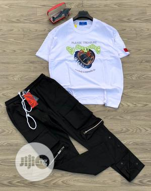 Original Independent Joggers Up Dawn With Tops   Clothing for sale in Lagos State, Lagos Island (Eko)
