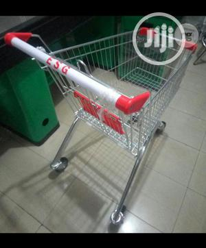 Supermarket Trolley | Store Equipment for sale in Lagos State, Ikeja