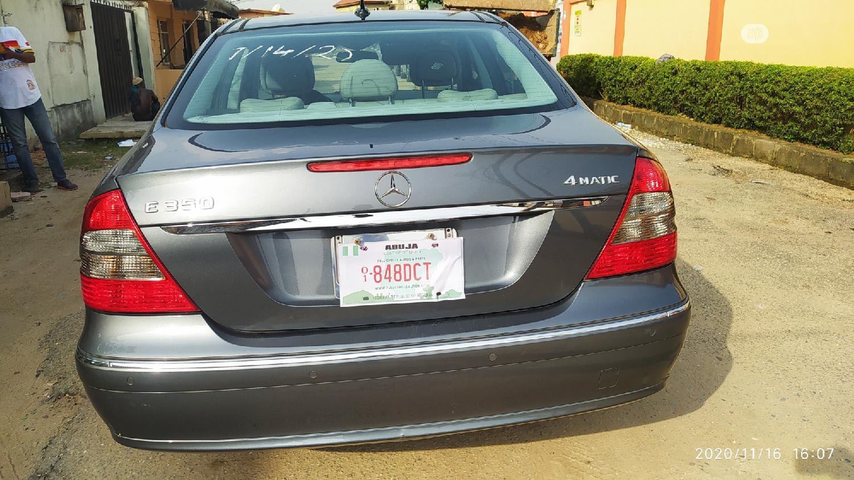 Mercedes-Benz E350 2008 Black   Cars for sale in Ikeja, Lagos State, Nigeria