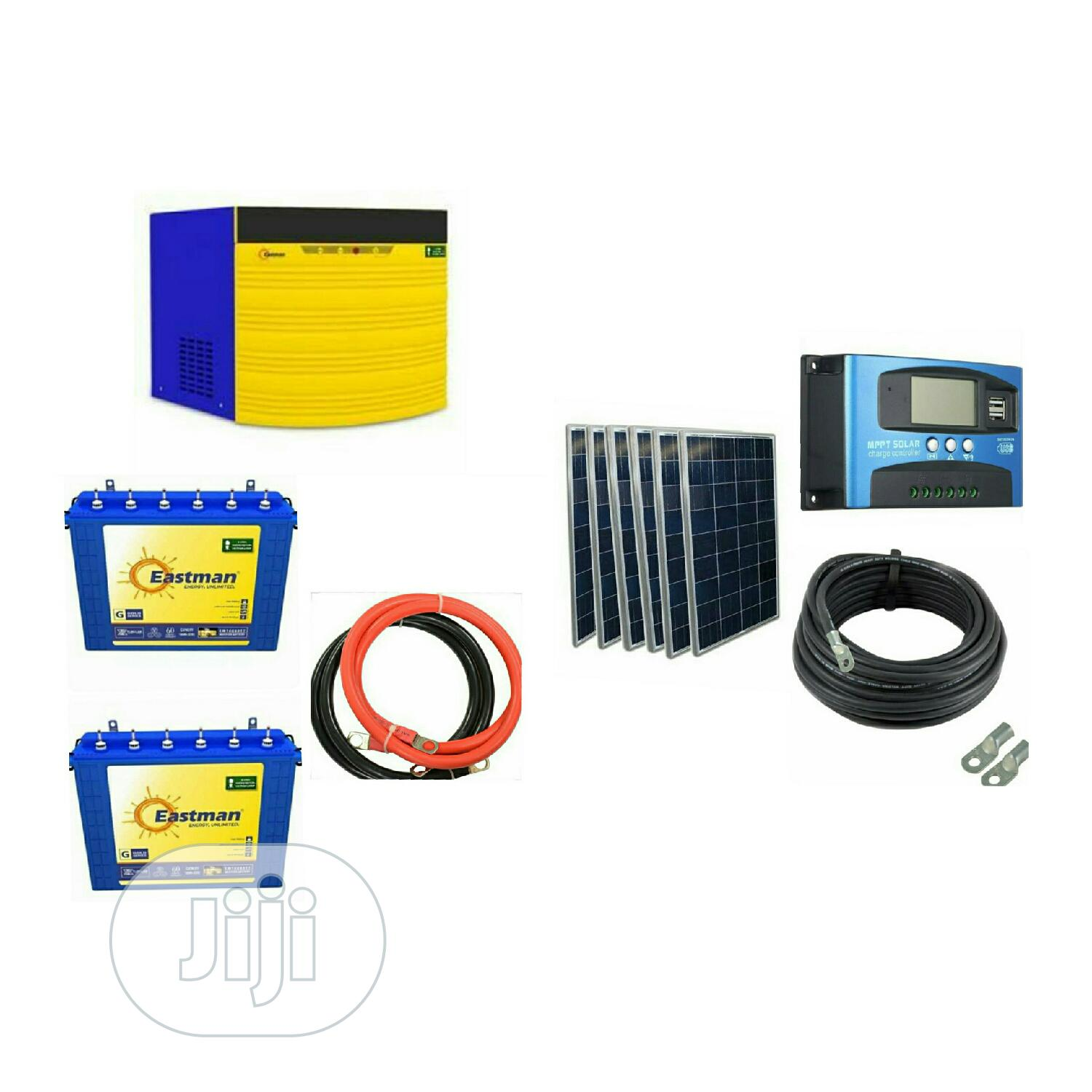 2.2kva 24v Solar Eastman Package. | Solar Energy for sale in Badagry, Lagos State, Nigeria