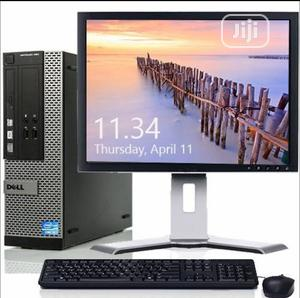 Desktop Computer Dell OptiPlex 7050 8GB Intel Core I5 HDD 500GB | Laptops & Computers for sale in Lagos State, Ikeja