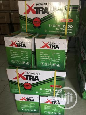 Solar Battery 12V 200AH | Solar Energy for sale in Lagos State, Eko Atlantic