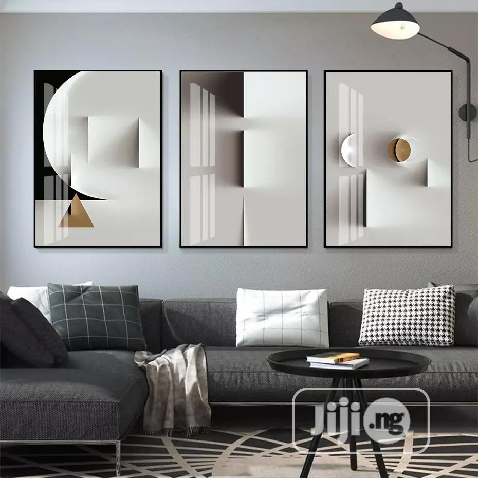 Gold Canvas   Arts & Crafts for sale in Ikoyi, Lagos State, Nigeria