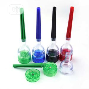 3-in-1 Weed Grinder And Smoking Paper Roller   Tobacco Accessories for sale in Edo State, Benin City