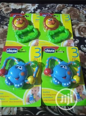 Chicco Rattles | Toys for sale in Lagos State, Ipaja