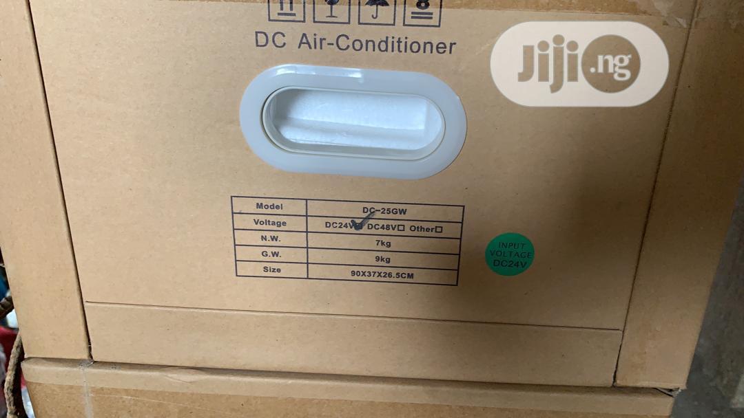 1.5hp 24volt DC Solar Air Conditioner | Solar Energy for sale in Lekki, Lagos State, Nigeria