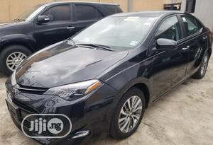 Toyota Corolla 2017 Black | Cars for sale in Lagos State, Surulere
