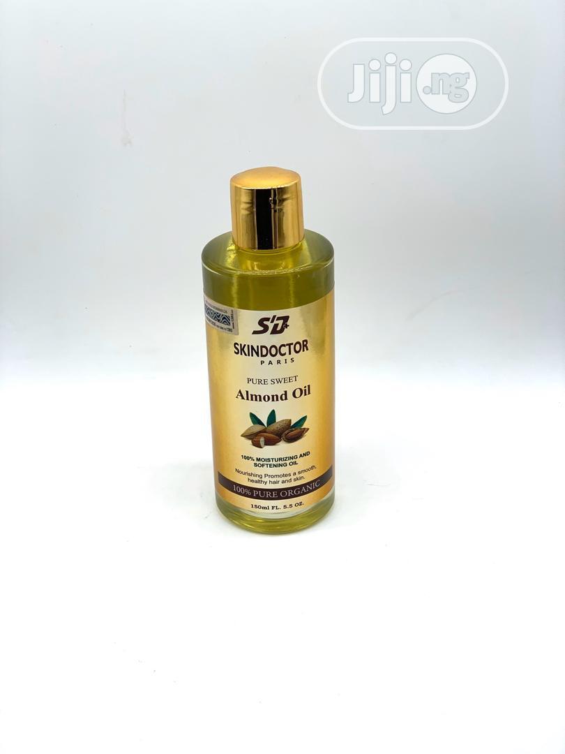 Skin Doctor Almond Oil