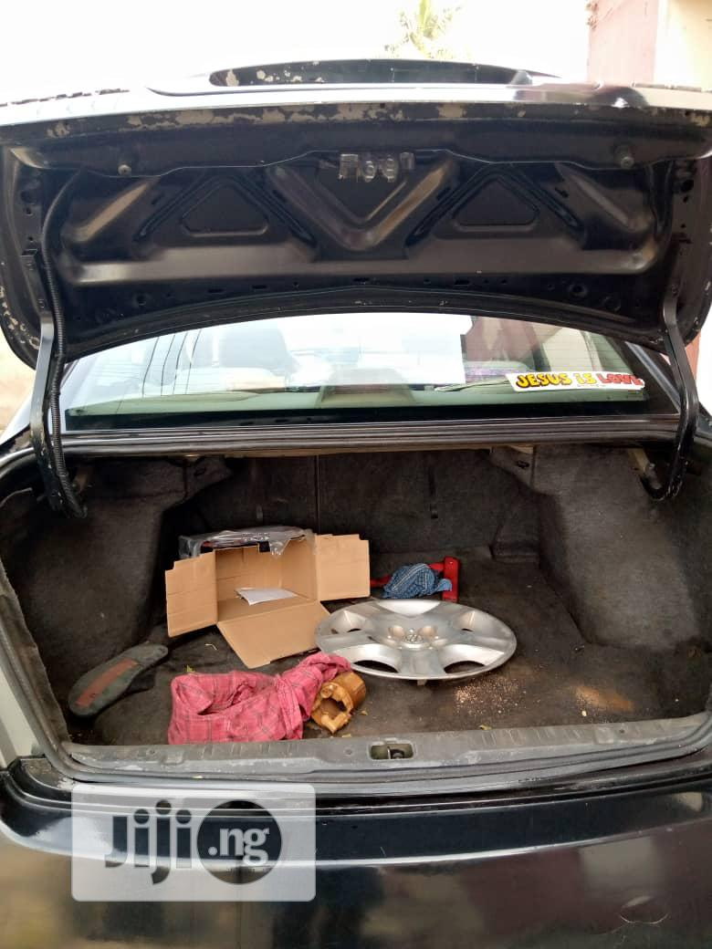 Archive: Nissan Altima 2002 Black