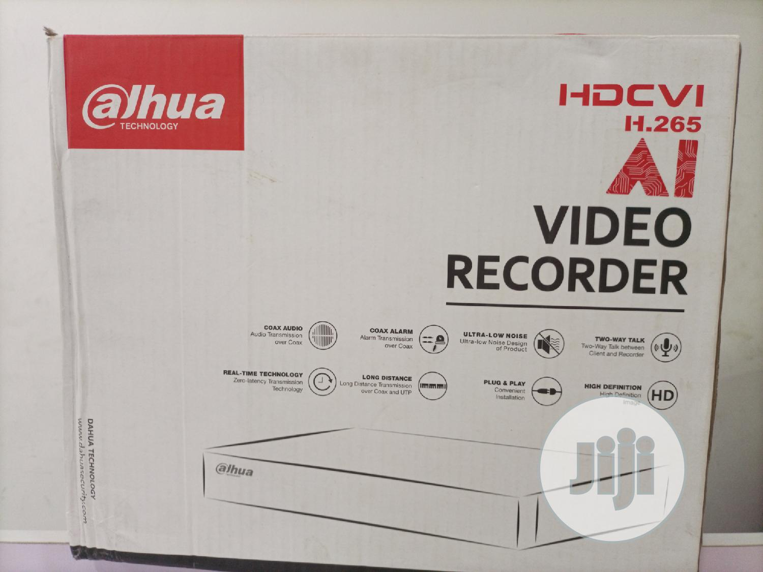 Dahua Dh-xvr4404 1080P (2mp) 4channel Compact DVR | Security & Surveillance for sale in Ikeja, Lagos State, Nigeria