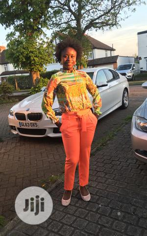 Orange Ankle Trousers | Clothing for sale in Lagos State, Lekki