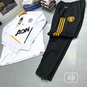 Manchester United Tracksuit   Clothing for sale in Lagos State, Lagos Island (Eko)