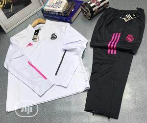 Real Madrid Tracksuit   Clothing for sale in Lagos State, Lagos Island (Eko)