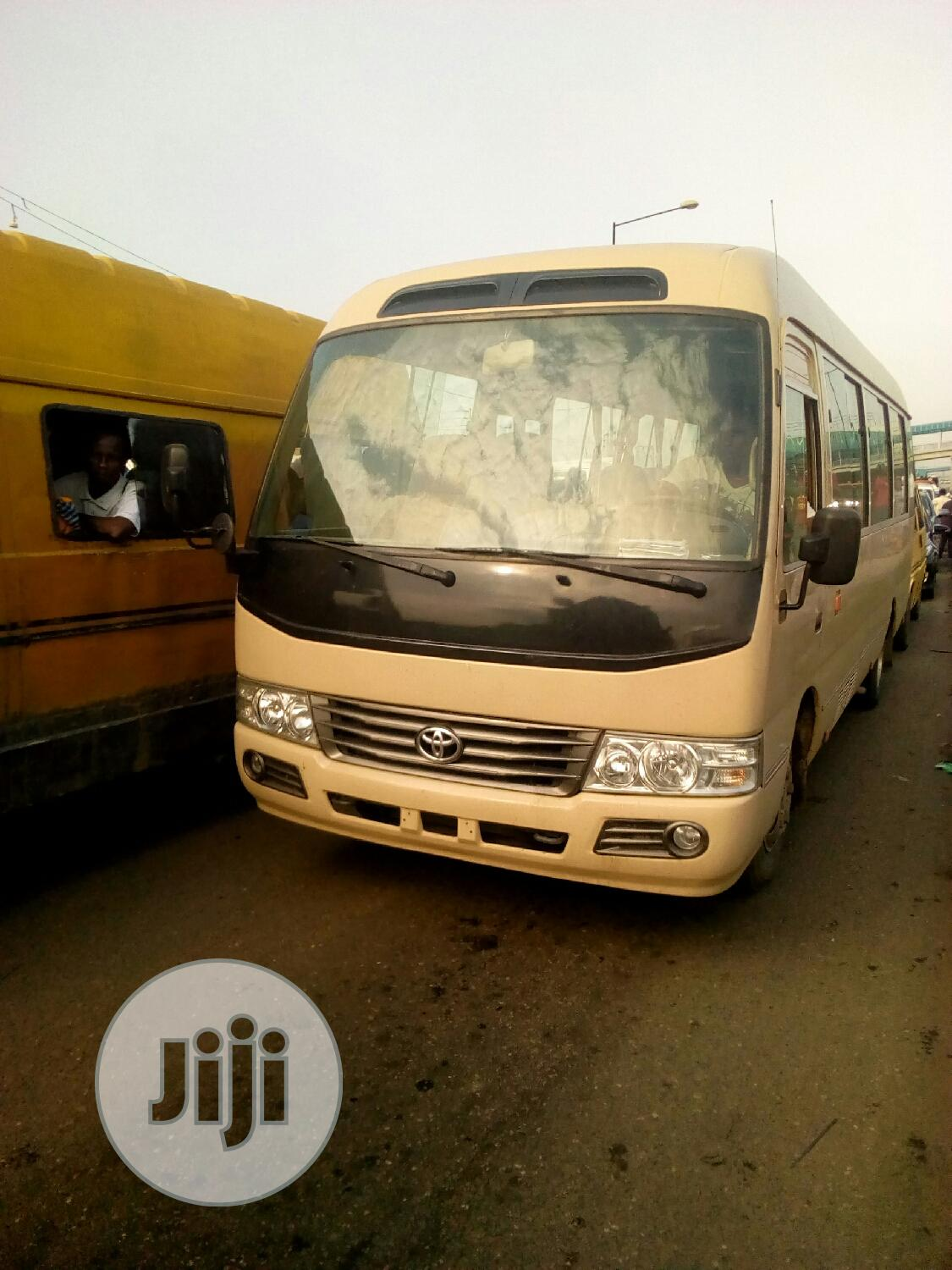 Archive: Toyota Coaster Bus Tokunbo
