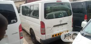 Toyota Hiace Hummer 2010 White | Buses & Microbuses for sale in Lagos State, Ejigbo
