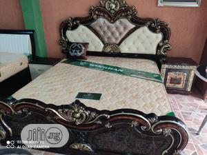 Executive Royal Bed With Mirror | Furniture for sale in Lagos State, Lekki