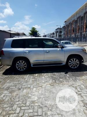 Lexus LX 2008 570 Silver   Cars for sale in Lagos State, Ikeja