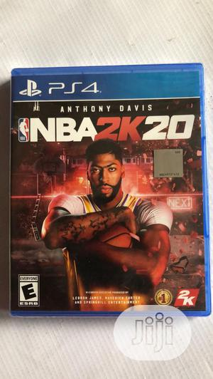 NBA 2K20 - Playstation 4   Video Games for sale in Lagos State, Agbara-Igbesan