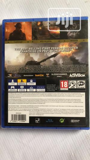 Call of Duty: WWII (PS4) | Video Games for sale in Lagos State, Ajah