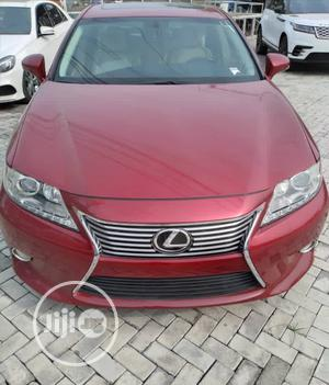 Lexus ES 2014 350 FWD Red   Cars for sale in Lagos State, Ajah
