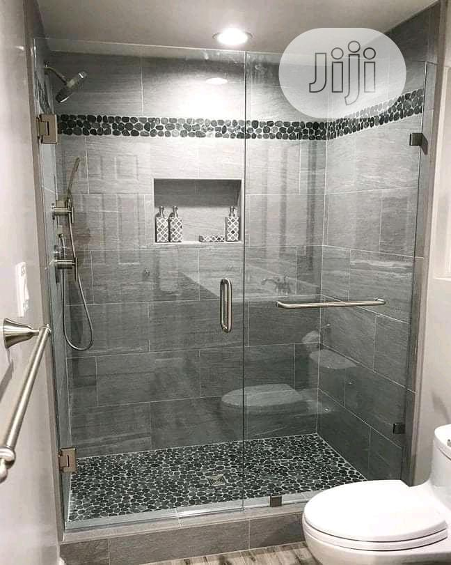 Shower Glass Cubicle Glow | Plumbing & Water Supply for sale in Maitama, Abuja (FCT) State, Nigeria