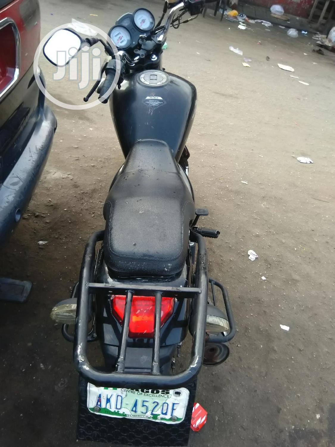 SYM Maxsym 2019 Black | Motorcycles & Scooters for sale in Yaba, Lagos State, Nigeria