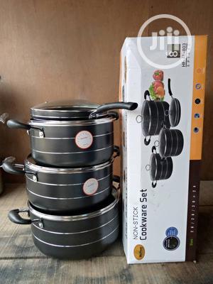 4 Set Non-Stick Pot | Kitchen & Dining for sale in Lagos State, Lagos Island (Eko)