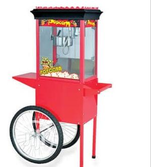 Popcorn Machine With Cart   Restaurant & Catering Equipment for sale in Lagos State, Ojo