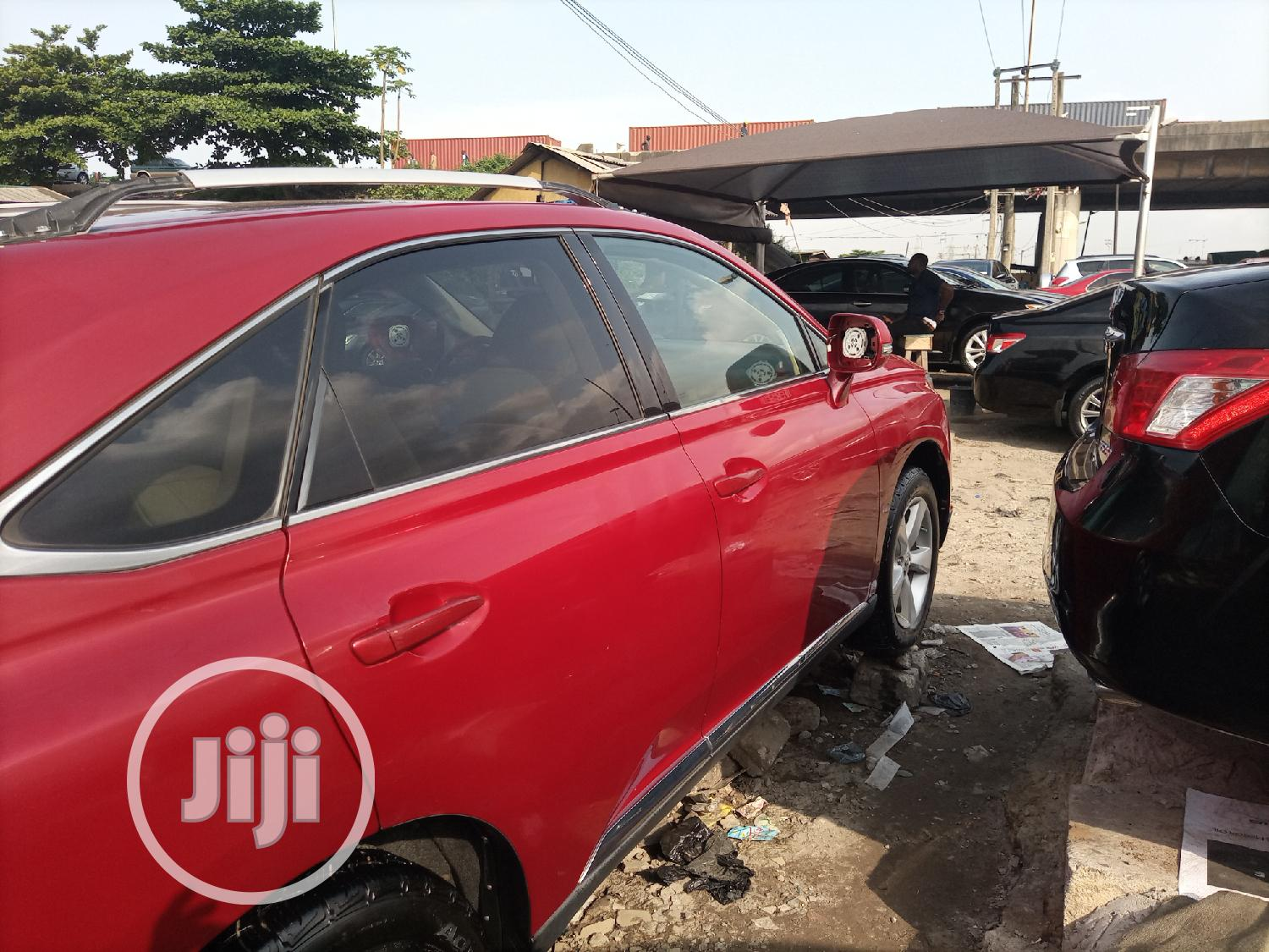 Archive: Lexus RX 2012 350 AWD Red