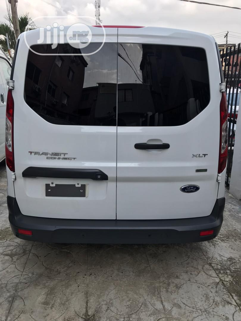 Ford Transit Connect XLT 2016 White | Buses & Microbuses for sale in Ikeja, Lagos State, Nigeria