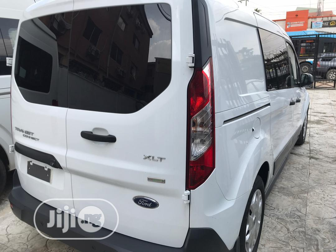 Ford Transit Connect XLT 2016 White