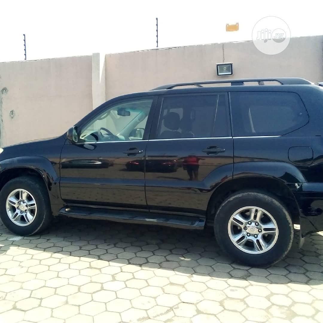 Lexus GX 2007 Black | Cars for sale in Ikeja, Lagos State, Nigeria