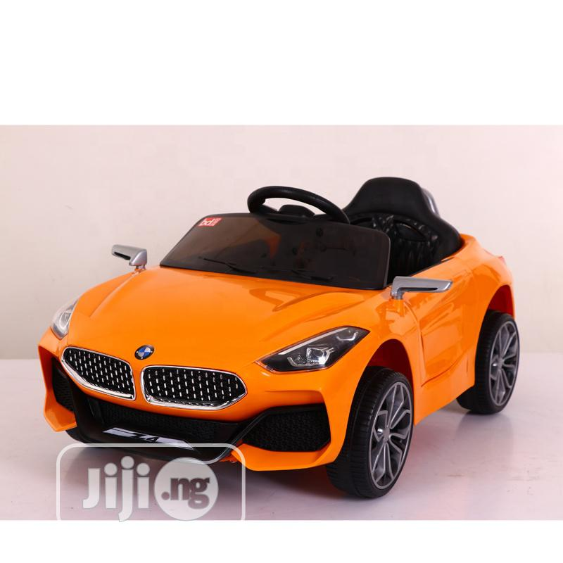 Archive: BMW-BDQ Z4a-ride-on Car CE