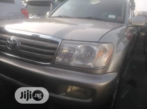 Toyota Land Cruiser 2001 Gray   Cars for sale in Lagos State, Apapa
