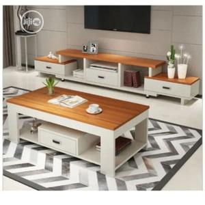 Classical TV Shelf And Center Table | Furniture for sale in Lagos State, Lekki