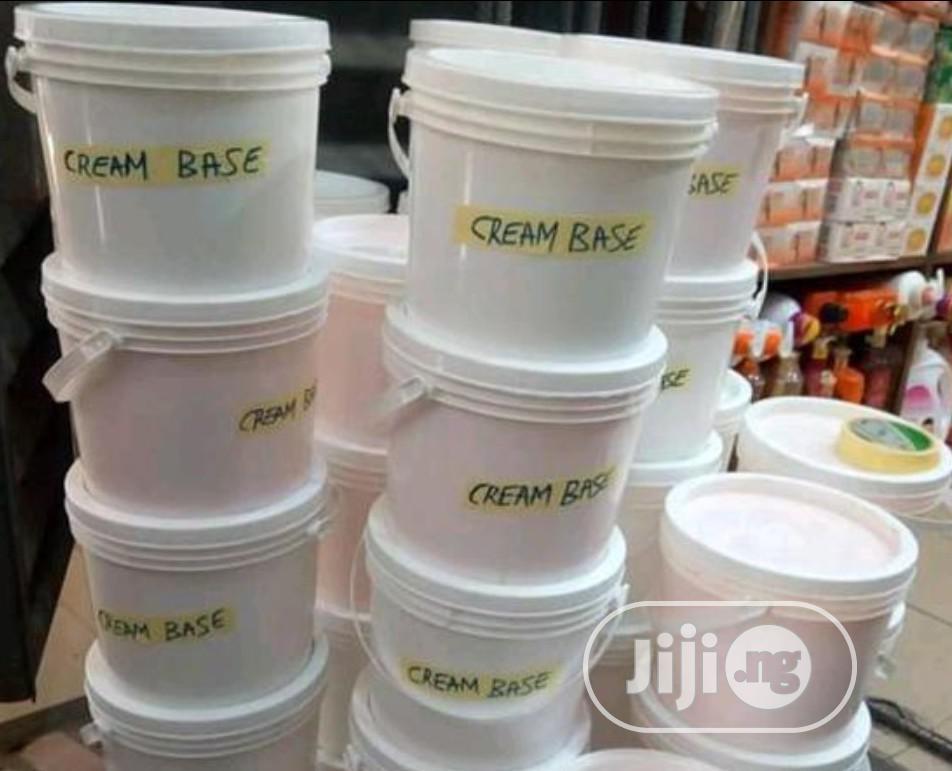 Whitening Organic Base Cream | Skin Care for sale in Mushin, Lagos State, Nigeria