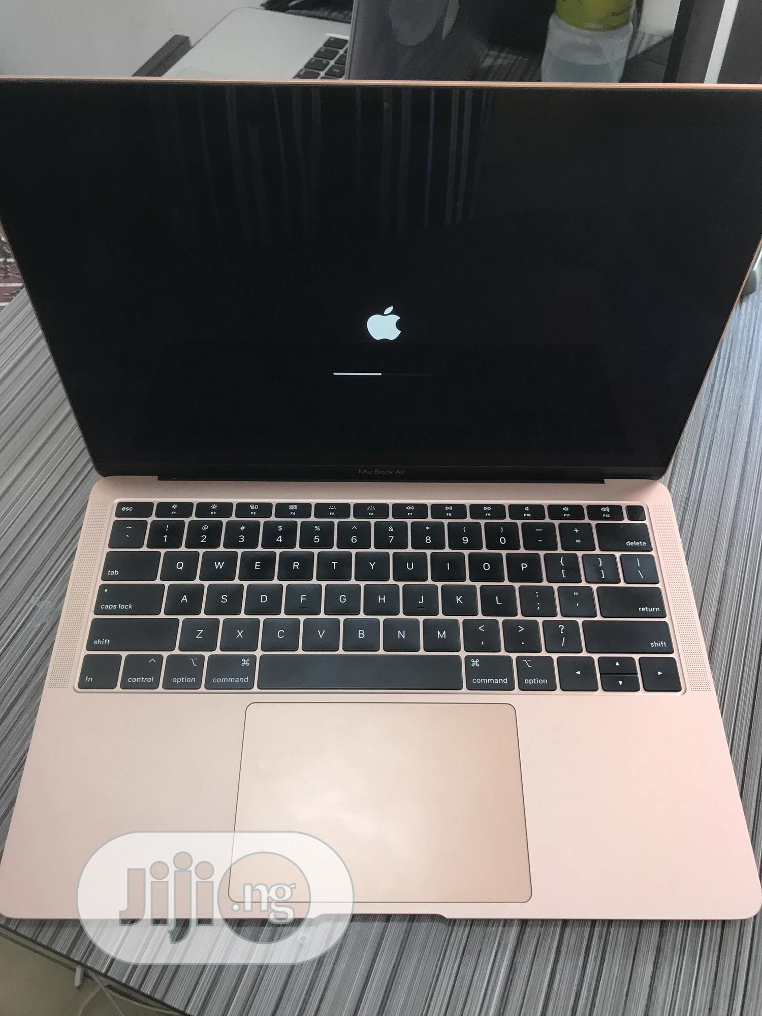 Laptop Apple MacBook Air 8GB Intel Core i5 SSD 256GB | Laptops & Computers for sale in Wuse 2, Abuja (FCT) State, Nigeria