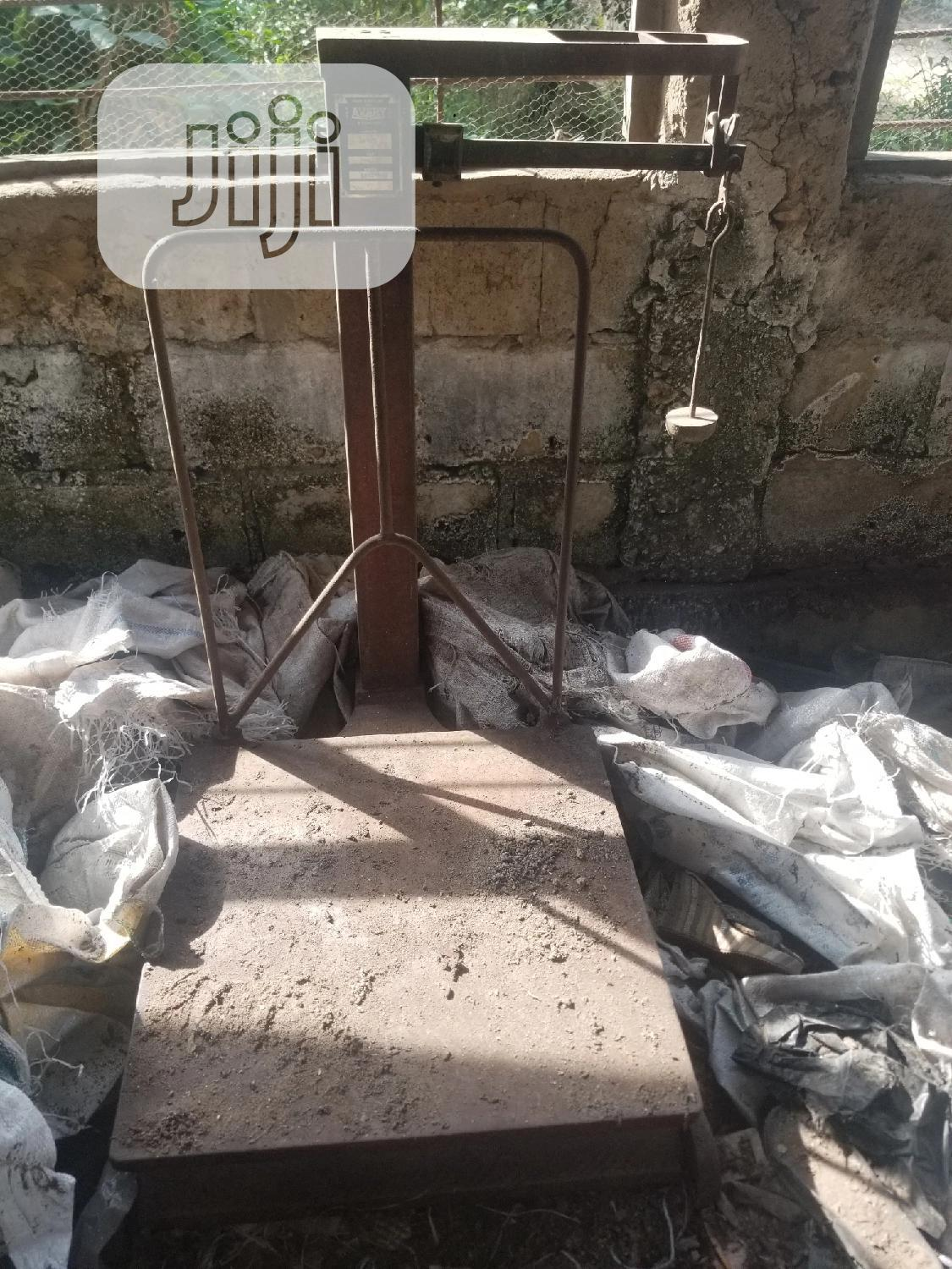 Archive: 2 Weighing Scale