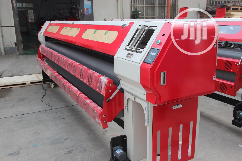 Archive: Solvent Large Format Inkjet Printer