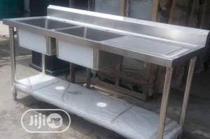 Working Table And Sink | Restaurant & Catering Equipment for sale in Lagos State, Ojo