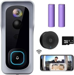 Wifi Camera Video Door Bell   Security & Surveillance for sale in Lagos State, Ikeja