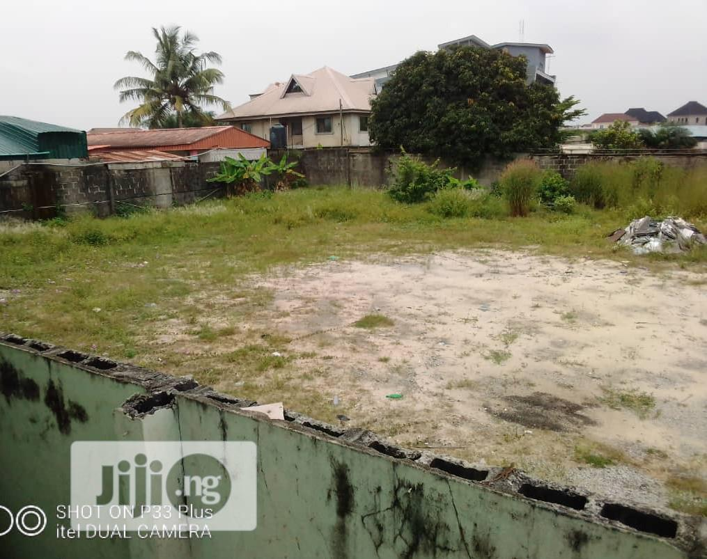A Land Facing the Express Way Is for Lease in Sangotedo . | Land & Plots for Rent for sale in Ajah, Lagos State, Nigeria