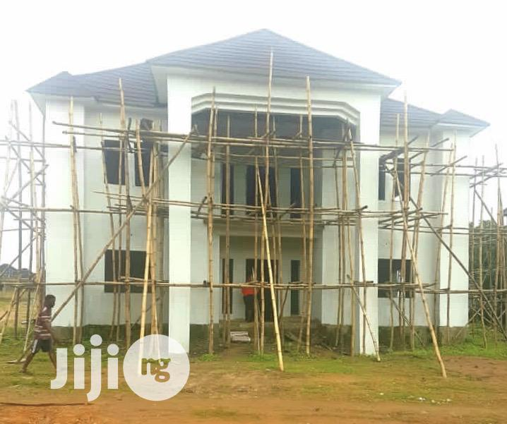 4 Bedroom Fully Detached Duplex With BQ