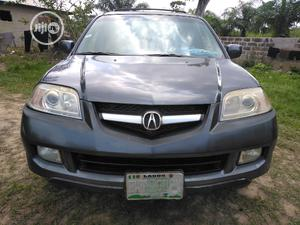 Acura MDX 2005 Gray | Cars for sale in Cross River State, Ikom