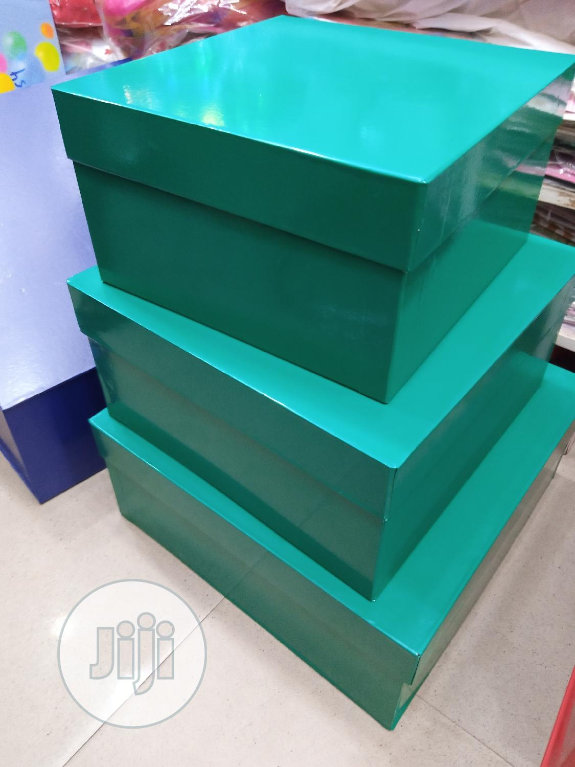 Gift Boxes   Arts & Crafts for sale in Wuse 2, Abuja (FCT) State, Nigeria