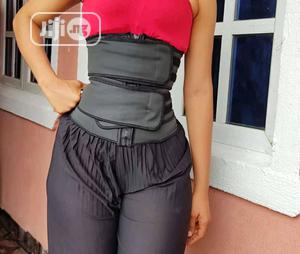 Latex Zipper With Double Plaster Waist Trainer | Clothing Accessories for sale in Lagos State, Surulere