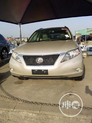 Lexus RX 2012 350 AWD Gold | Cars for sale in Lagos State, Apapa