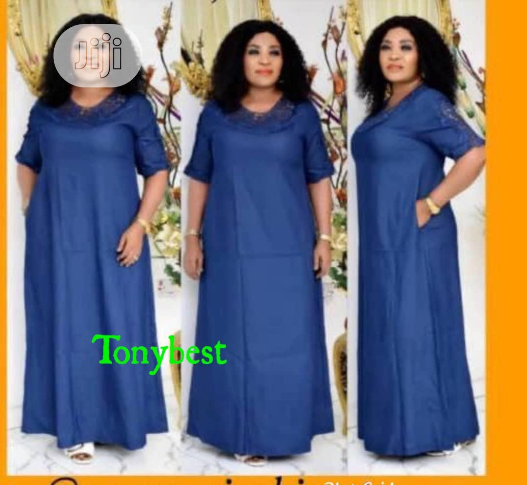 Archive: Quality Ladies Casual Long Dress